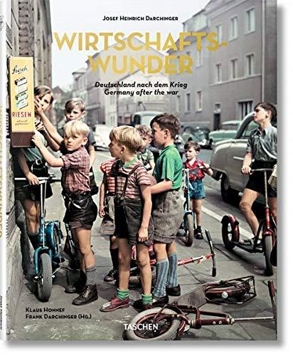 Josef Heinrich Darchinger. Wirtschaftswunder (Photography)