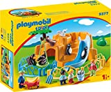 Playmobil- Parc Animalier, 9377, Coloré