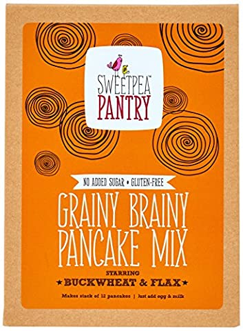 Sweetpea Pantry Grainy Brainy Pancake Mix 365 g