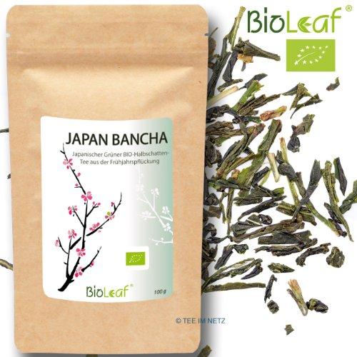 BIO Bancha Japan (100 Gramm)