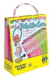 Creativity For Kids Lot's O'loops Potholder Loom
