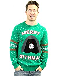 Merry Sithmas Official Star Wars Jumper / Sweater