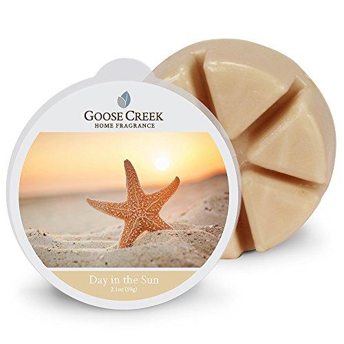 Goose Creek Wax Melt Pack Tag in der Sonne, cremefarben -