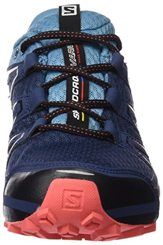 Salomon Speedcross Vario Gore-Tex Women's Scarpe Da Trail Corsa - SS17 Black