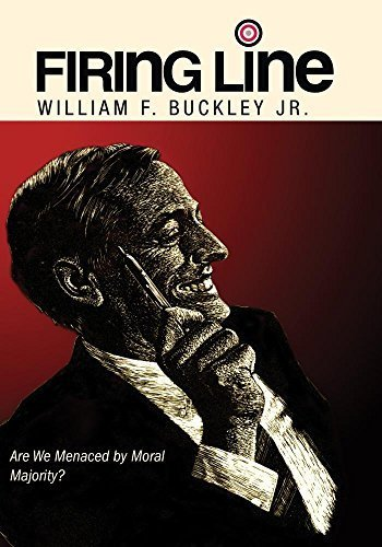 Preisvergleich Produktbild Firing Line with William F. Buckley Jr. Are We Menaced by Moral Majority by Jerry Falwell