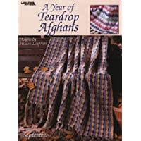 Un anno di cittadini afgani-Crochet per A forma di goccia