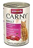 Animonda Carny Adult Mix2 – Katzenfutter, 12 x 400g - 3