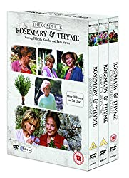 Rosemary and Thyme Complete [DVD] [UK Import]