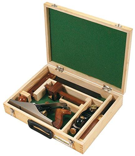 Preisvergleich Produktbild 14-1041 Bernardo Allgemeines Zubehör Tischler-Set 5-tlg. :: vom Fachhandel