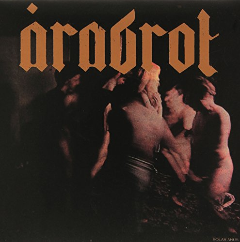 Arabrot: Solar Anus (Audio CD)