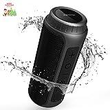 Zamkol Altavoz Bluetooth, 30W Altavoces Bluetooth Portatiles, Sonido Estéreo de 360...