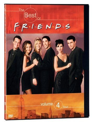 Click for larger image of Friends: Best of Friends 4 [DVD] [1995] [Region 1] [US Import] [NTSC]