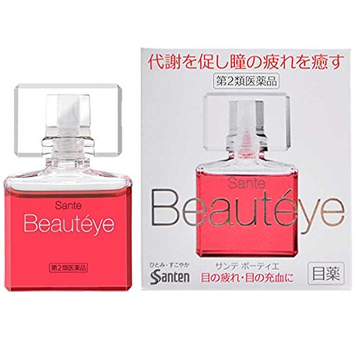 Santen Beauteye Anti-Aging Advanced Eye Drops