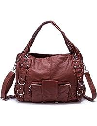 Coolives dames designer sacs PU sacs à main en cuir sac à bandoulière pour les femmes sac à main