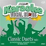 Picture Of Zoom Karaoke CD+G - Classic Duets 1 - Vocal Stars Karaoke Series ZVS012