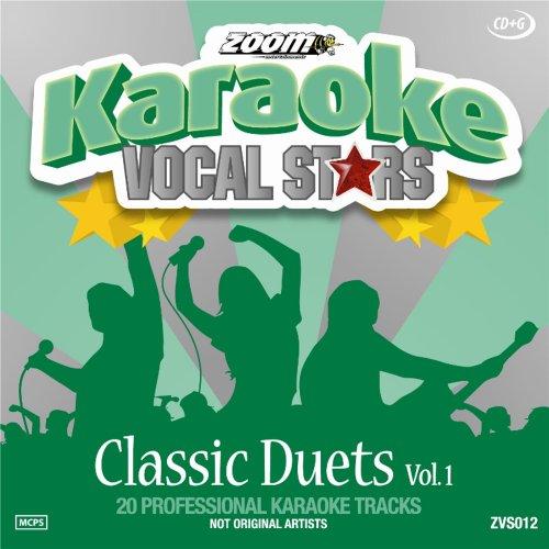 Zoom Karaoke CD+G - Classic Duet...