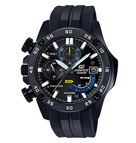 Casio Edifice Herren-Armbanduhr EFR-558BP-1AVUEF