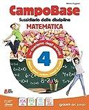 Campo base monodisciplina matematica. Per la 4ª classe della Scuola elementare. Con e-book. Con espansione online: 1