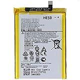 Darahs Ignition Compatible Internal Battery for Motorola Moto E4 Plus HE50 4850 Mah li-Ion