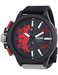 Welder Men's K35 Series Ion Plated Chronograph Watch - K35 2501