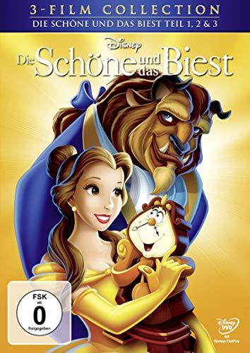 Die Schöne und das Biest - Teil 1, 2 & 3 [3 DVDs]