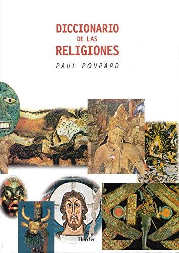 Diccionario de Las Religiones por Paul Poupard