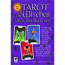 Tarot of the Witches Deck With Book