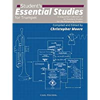 Christopher Moore: Student's Essential Studies For Trumpet. For Tromba