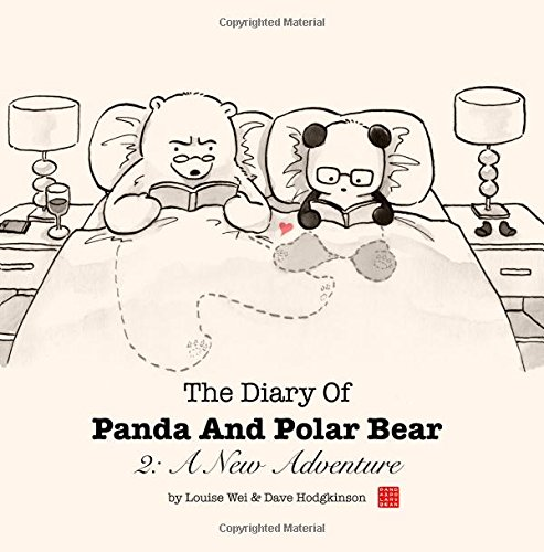 The Diary Of Panda And Polar Bear 2: A New Adventure: Volume 2