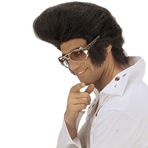 Perücke (Elvis-koteletten)