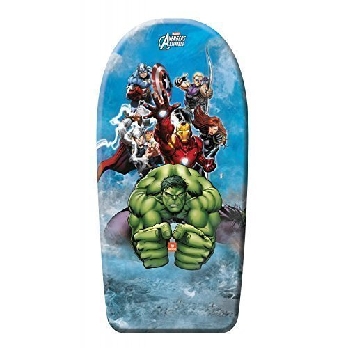 Hochwertiges Bodyboard von Marvel - Avengers Assemble ca. 94 cm