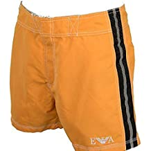 Traje de mar Boxer EMPORIO ARMANI solapas 211615 443 P 4 t.m 03162 naranja