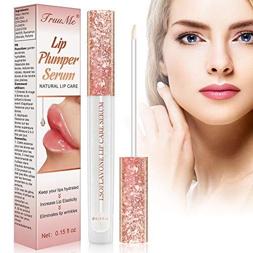 Lip Balm, Lippenpflegestift, LipBooster, LipEnhancer, Lip Plumper, Lippenbalsam, Lipbutter Stifte, Volumizing Lip Serum, Verbessern Sie die Lippenlinien Sie Ihre Lippe attraktiv und sexy -