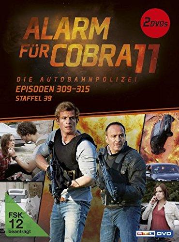Alarm für Cobra 11 - Staffel 39 [2 DVDs]