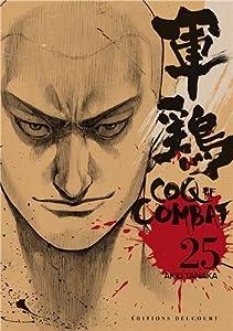 Coq de Combat Nouvelle édition Tome 25