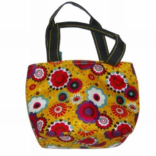 igloo-yellow-flower-soft-tote-lunch-box-insulated-bag-girls-floral-lunchbox-by-igloo