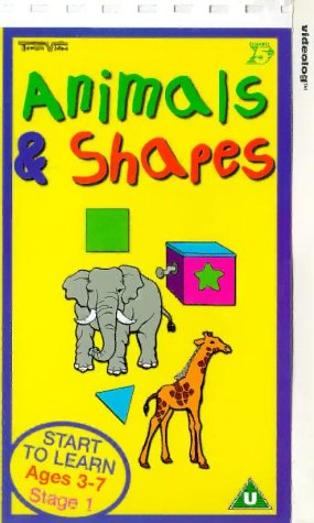School Zone-Animals & Shapes