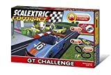 Scalextric Compact Circuito Compact GT Challenge Fabrica de Juguetes C10127S500