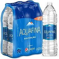 Aquafina Bottled Drinking Water, 1.5 Litre, 5+1 Pack