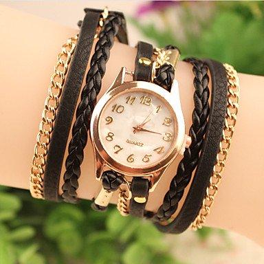 relojes-hermosos-sra-reloj-pulsera-de-estilo-bohemio-color-marron-genero-para-mujer-