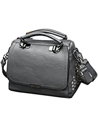 dd06ad1f25 Ghlee New Female Soft Top Genuine Leather Shoulder Messenger Bag Ladies  Large Capacity Fashion Top-