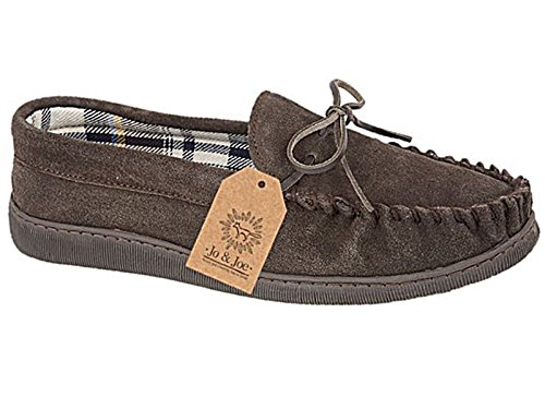 Sleepers  England, Chaussons pour homme Marron