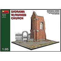 MiniArt 36030 - Diorama de Iglesia en ruinas