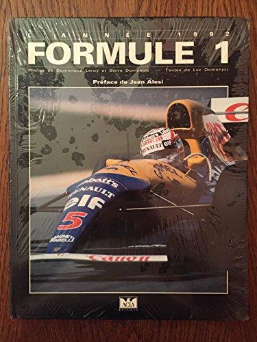 Année formule 1, 1992