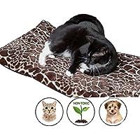 Cama térmica grande para mascotas - La mejor opción para perros y gatos - 100%