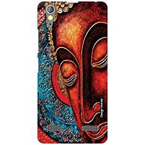 Design Worlds Lenovo A6000 Plus Back Cover Designer Case and Covers