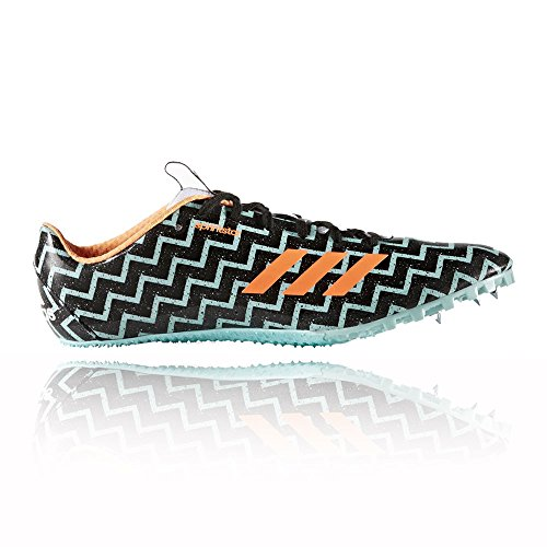 best cheap 3b59f e43e3 adidas Sprintstar W, Scarpe da Atletica Leggera Donna Nero (Negbas Narbri  Agucla