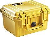 Peli 1300 mit Schaum, Gelb