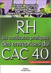 RH - Les Meilleures Pratiques des entreprises du CAC 40 : Synthèse et fiches pratiques