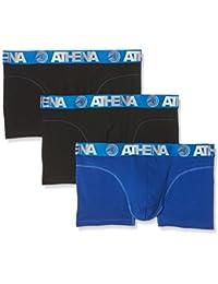 Athena Men's Boy Short Pack Of 3
